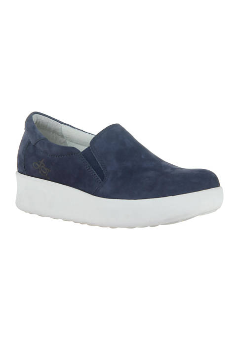 Consolidated Shoe Camile Slip On Sneakers