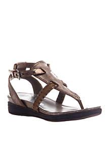 Celestial V-Strap Sandal