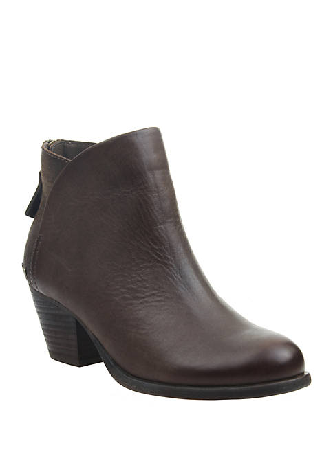 OTBT Compass Western Ankle Boots