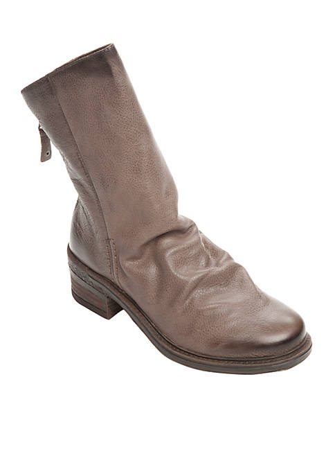 Fernweh Mid-Shaft Ankle Boots