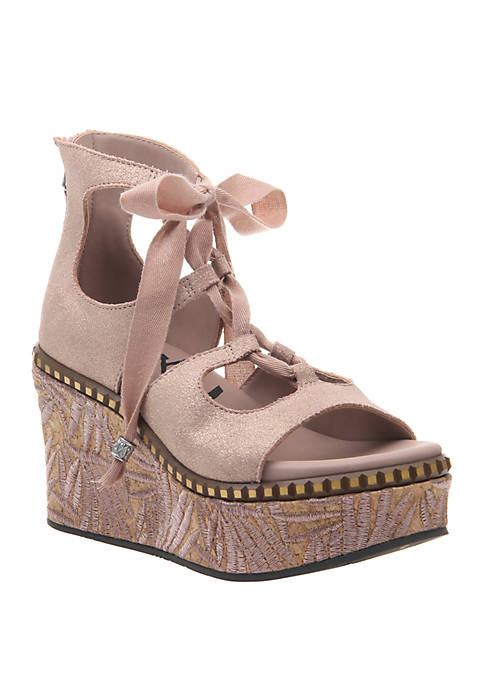OTBT Kentucky Platform Wedge Sandals
