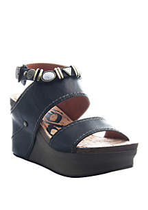 14745a1a6e76 BareTraps Sarena Caged Sandals · OTBT Layover Platform Wedge Sandals