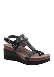 OTBT Maverick Wedge Sandal