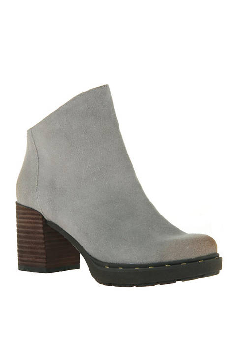 Montana Moto Ankle Boots