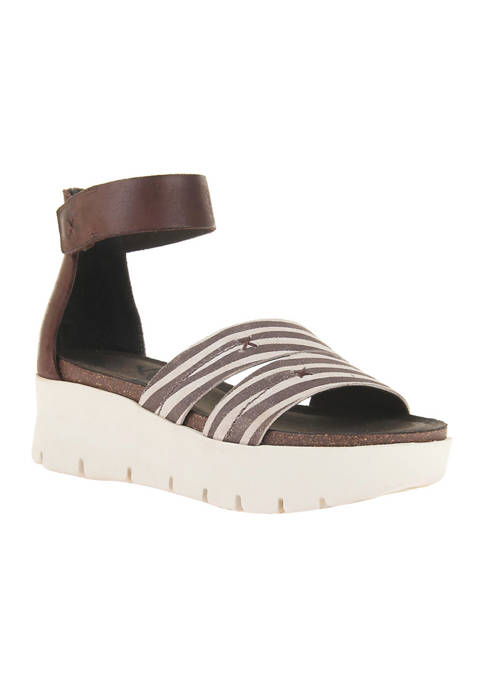 Montauk Platform Sandals
