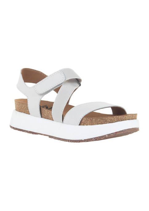 Sierra Platform Sandals