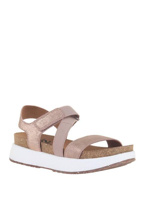 OTBT Sierra Platform Sandals