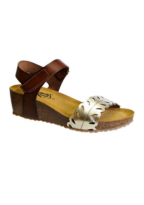 Tamson Wedge Sandals