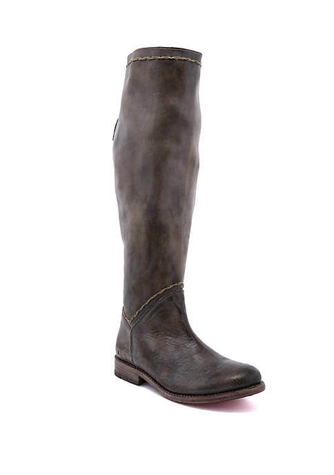 Manchester Lace-Up Back Tall Boot