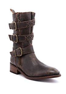 Blanchett 3 Buckle Boot