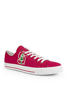 Row One Brands® Unisex Stanford University Low Top Shoes  Unisex Stanford University Slip On Shoes
