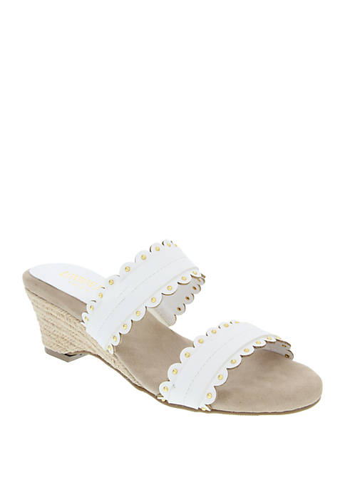 Kay Demi Wedge Espadrille Sandals