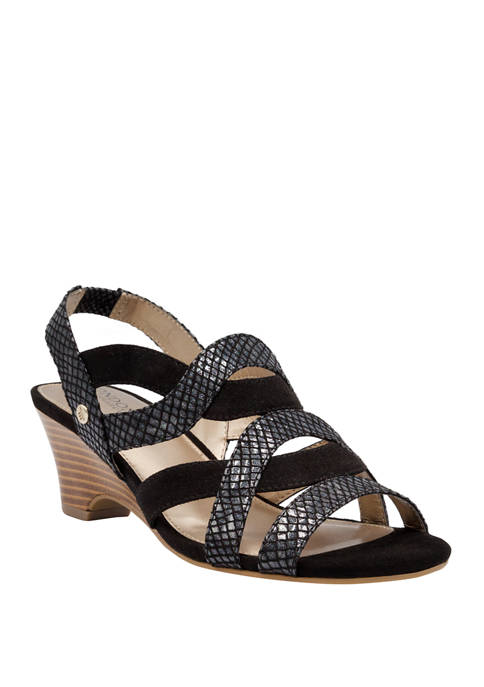 London Fog® Kenta Sandals