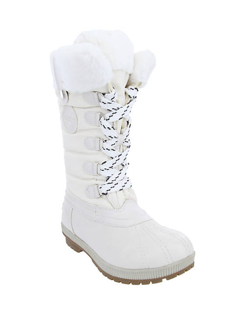 London Fog® Melton Cold Weather Boots