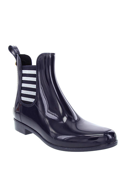London Fog® Typhoon Ankle Rain Boots