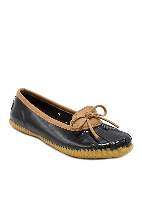 London Fog® Webster Casual Slip-On Rain Shoe