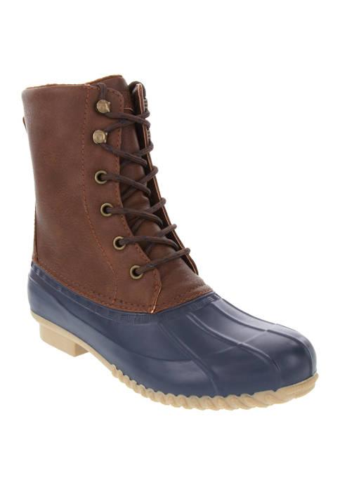 London Fog® Wynter Duck Boot