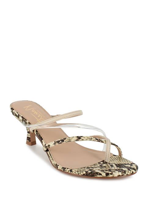 Dahlia Strappy Heels