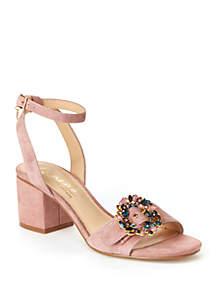 Rae Block Heel Sandal