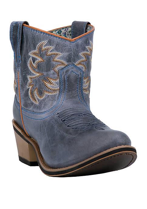 Laredo Western Boots Sapphrye Bootie