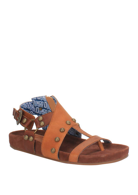 Dingo Sage Brush Sandals