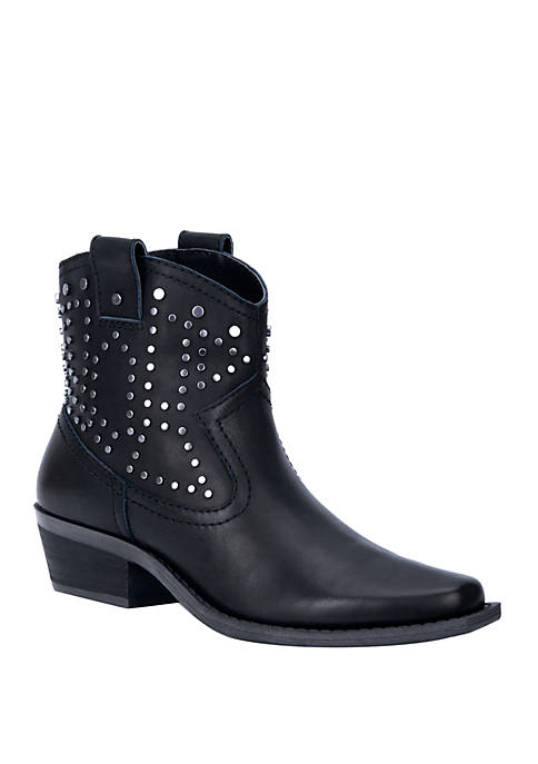 Dingo Dusty Studded Booties