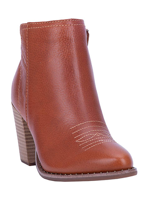Dingo Call Back Booties