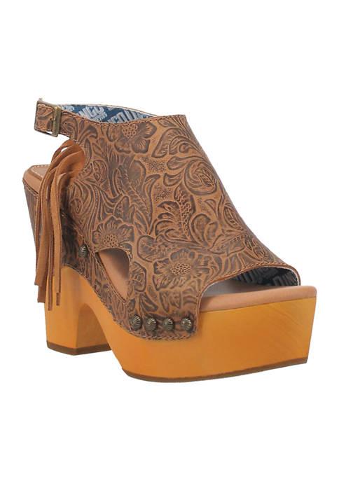 Dingo Morocco Leather Sandals