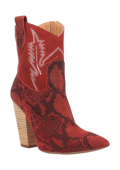 Dingo Womens Calico Boots