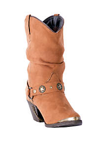 Camilla Microfiber Slouch Boot