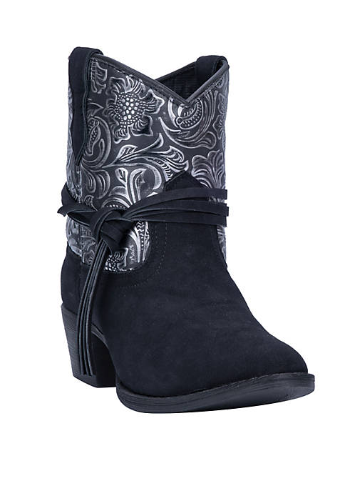 Dingo Valerie Leather Bootie