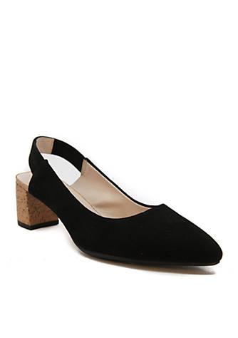 Sudini Bally Slingback Heel - Wide Width Available KSwkD