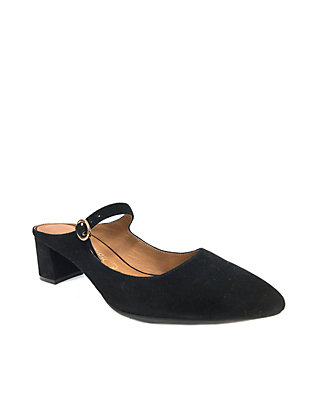 4823aa19ae1d61 Sudini Barletta Backless Heeled Mule - Wide Width Available