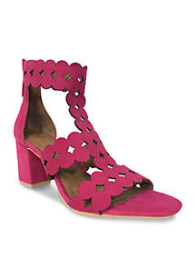 Novara Heeled Sandals