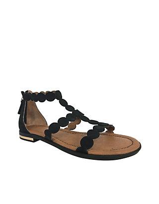 30e849344b Sudini Rovigo Flat Sandal - Wide Width Available | belk