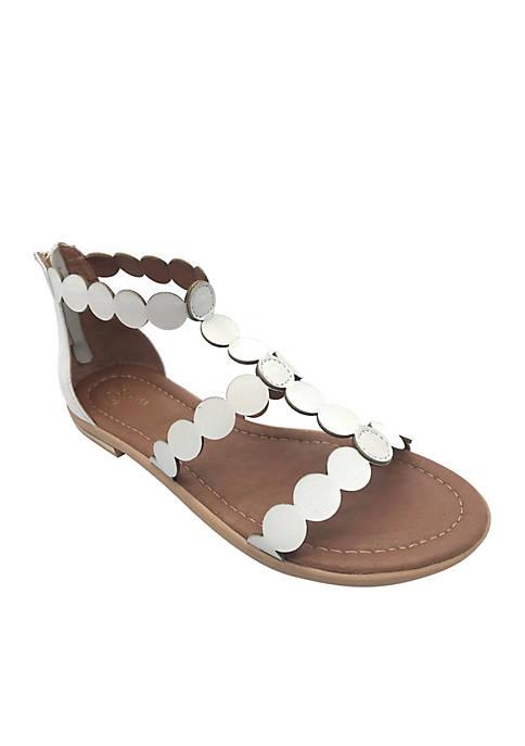 Rovigo Flat Sandal - Wide Width Available