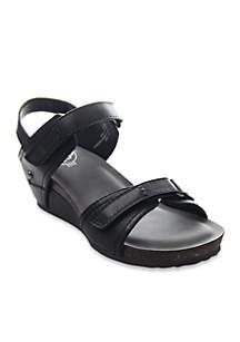 Tira Wedge Sandal