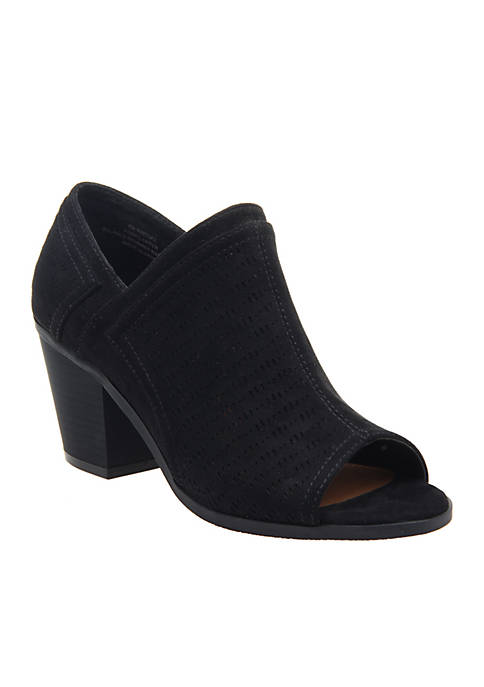Hokus Pokus™ Windsar Peep Toe Booties