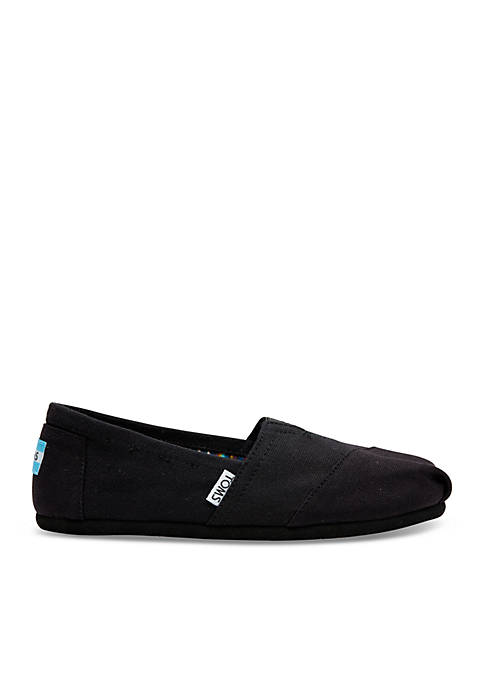 TOMS® Classic Black On Black