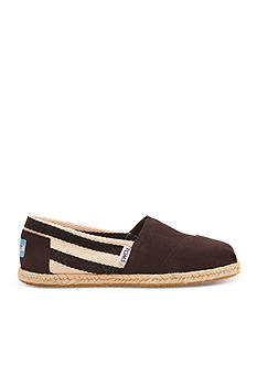 TOMS® Women's Classic Rope Stripe Shoes