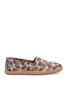TOMS® Watermelon Seasonal Classic Shoe