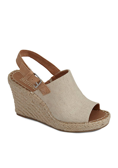 e3061ae83a2d TOMS® Monica Rope Wedge Sandal