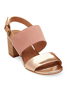 Poppy City Sandal
