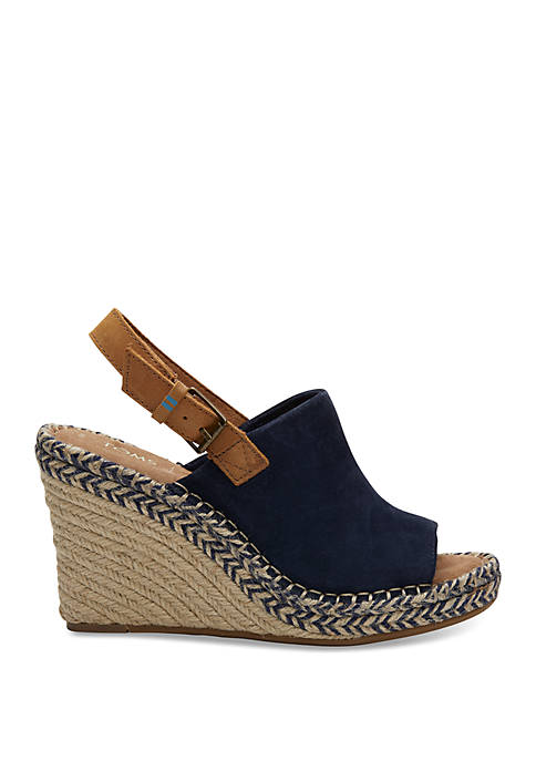 Monica Wedge Sandals