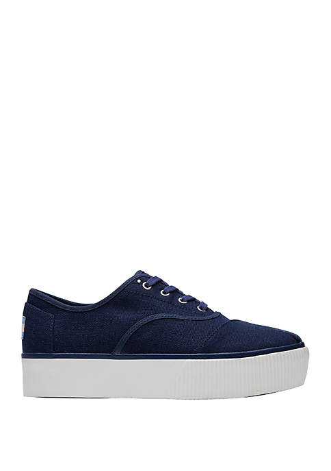 Cordones Boardwalk Platform Sneakers