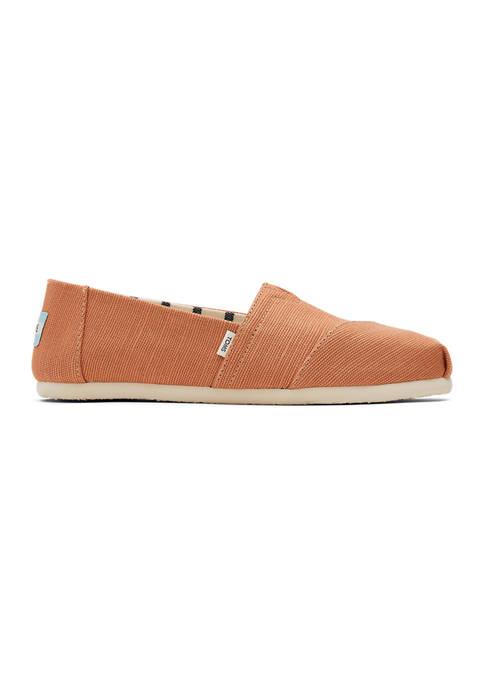Alpargata Slip On Shoes