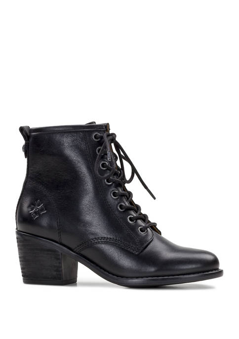 Sergio Lace Up Boots