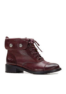 Sicily Lace-Up Combat Boot