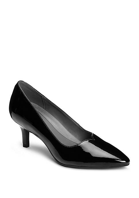 A2 by Aerosoles Anagram Pointed Toe Pump
