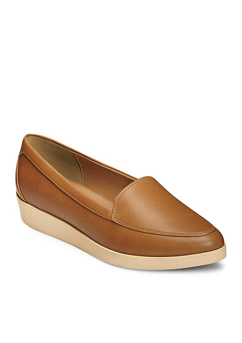 Clever Wedge Loafer